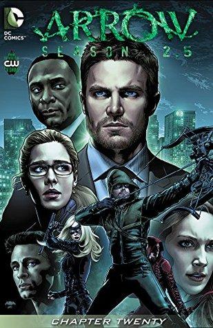 Arrow: Season 2.5 (2014-) #20 by Joe Bennett, Marc Guggenheim