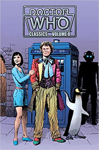 Doctor Who Classics, Vol. 8 by Grant Morrison