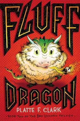 Fluff Dragon by Platte F. Clark