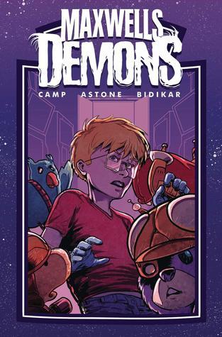 Maxwell's Demons by Aditya Bidikar, Deniz Camp, Vittorio Astone