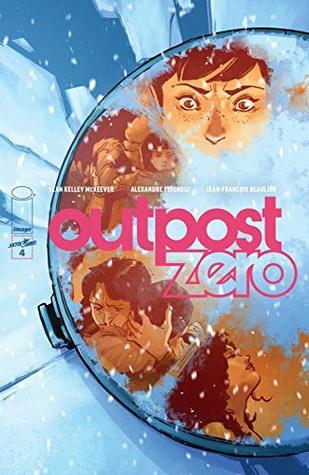 Outpost Zero #4 by Jean-François Beaulieu, Sean McKeever, Alexandre Tefenkgi