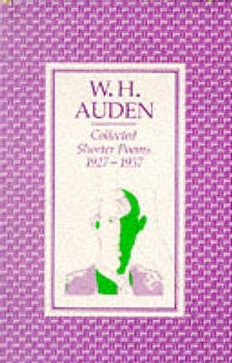 Collected Shorter Poems, 1927-1957 by W.H. Auden