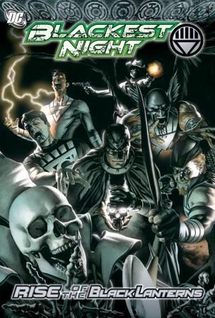 Blackest Night: Rise of the Black Lanterns by Various, Peter J. Tomasi, Ryan Sook, Geoff Johns, Greg Rucka, Denys Cowan, James Robinson