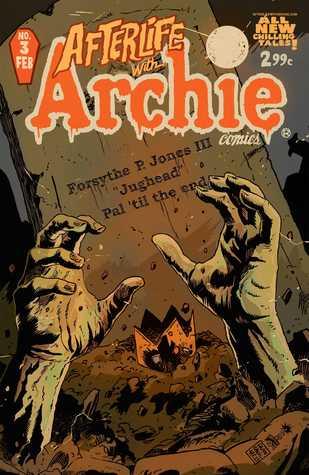 Afterlife with Archie #3: Sleepover by Roberto Aguirre-Sacasa, Francesco Francavilla