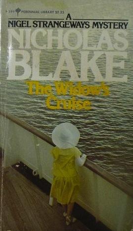 The Widow's Cruise by Nicholas Blake