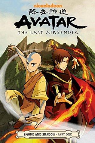 Avatar: The Last Airbender - Smoke and Shadow, Part 1 by Bryan Konietzko, Michael Dante DiMartino, Gene Luen Yang