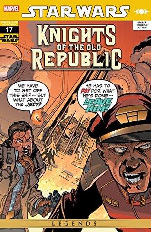 Star Wars: Knights of the Old Republic (2006-2010) #17 by Colin Wilson, John Jackson Miller, Harvey Tolibao