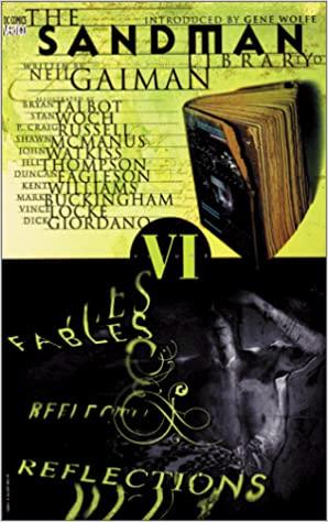 Sandman, tomo 6: Fábulas y reflejos by Neil Gaiman
