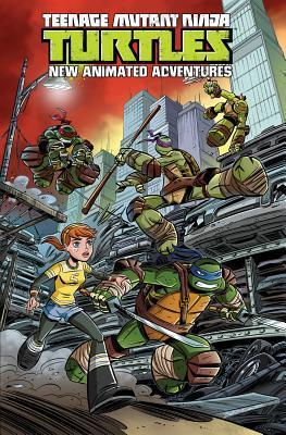 Teenage Mutant Ninja Turtles: New Animated Adventures, Volume 1 by Kenny Byerly, Scott Tipton