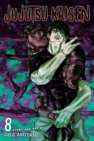 Jujutsu Kaisen, Vol. 8 by Gege Akutami