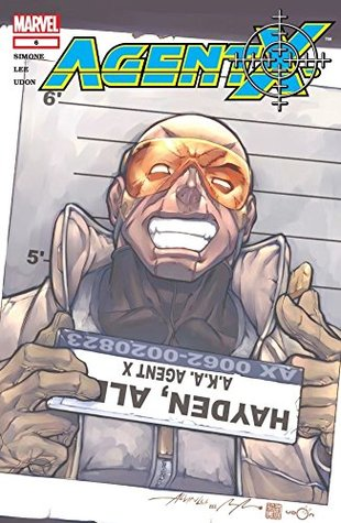 Agent X #6 by Gail Simone, UDON