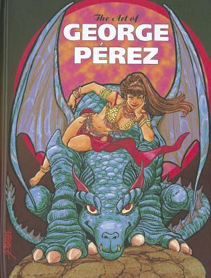 Art of George Perez by George Pérez