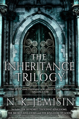 The Inheritance Trilogy by N.K. Jemisin