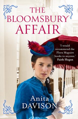 The Bloomsbury Affair by Anita Davison
