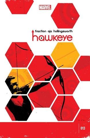 Hawkeye #13 by David Aja, Matt Fraction