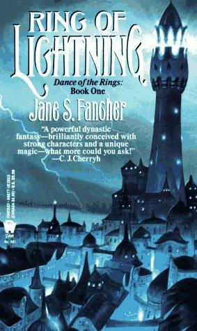 Ring of Lightning by Jane S. Fancher