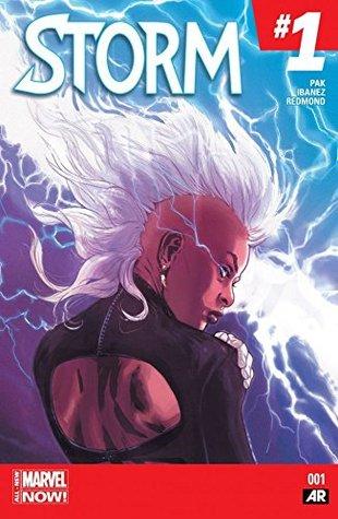 Storm #1 by Greg Pak, Víctor Ibáñez