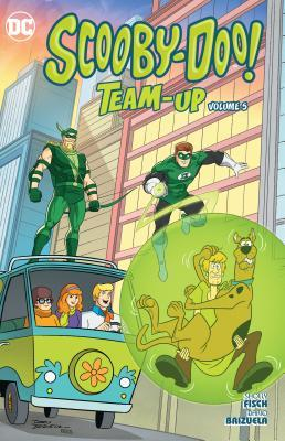 Scooby-Doo Team-Up Vol. 5 by Sholly Fisch