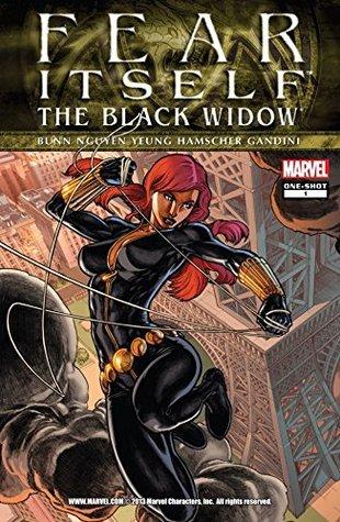 Fear Itself: Black Widow #1 by Peter Nguyen, Veronica Gandini, Cullen Bunn, Clayton Cowles