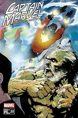 Captain Marvel (2000-2002) #30 by J.H. Williams III, Chris Cross, Peter David, José Villarrubia
