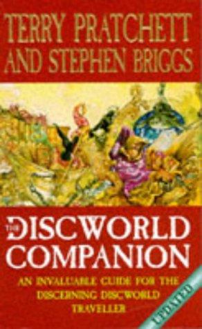 Discworld Companion by Stephen Briggs, Terry Pratchett