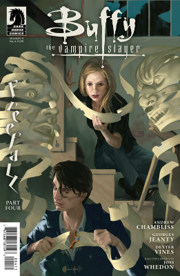 Buffy the Vampire Slayer: Freefall, Part 4 by Georges Jeanty, Andrew Chambliss, Joss Whedon