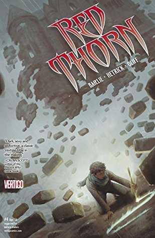 Red Thorn #4 by Meghan Hetrick, David Baillie