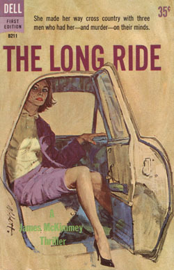 The Long Ride by James McKimmey