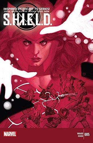 S.H.I.E.L.D. #5 by Mark Waid, Mike Choi, Julian Tedesco