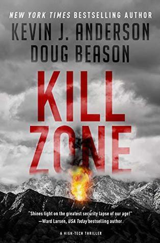 Kill Zone by Doug Beason, Kevin J. Anderson