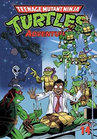 Teenage Mutant Ninja Turtles Adventures, Volume 14 by Brian Thomas, Jon D'Agostino, Jim Lawson, Dean Clarrain, Chris Allan