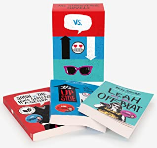 The Simonverse Novels 3-Book Box Set: Simon vs. the Homo Sapiens Agenda, The Upside of Unrequited, and Leah on the Offbeat by Becky Albertalli
