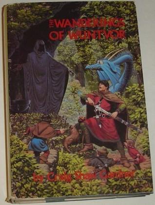 The Wanderings of Wuntvor by Craig Shaw Gardner