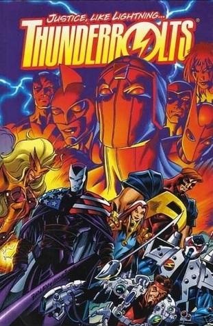 Thunderbolts: Justice, Like Lightning... by Mike Deodato, George Pérez, Mark Bagley, Chris Marrinan, Peter David, Gene Colan, Darick Robertson, Kurt Busiek, Ron Randall, Bob McLeod, Sal Buscema, Tom Grummett