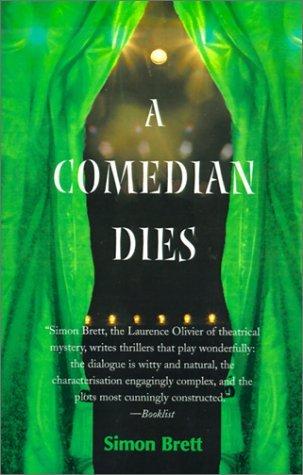 A Comedian Dies by Simon Brett