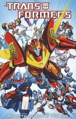The Transformers: More Than Meets the Eye, Volume 1 by John Barber, Alex Milne, James Roberts, Nick Roche