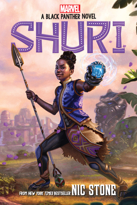 Shuri: A Black Panther Novel by Nic Stone