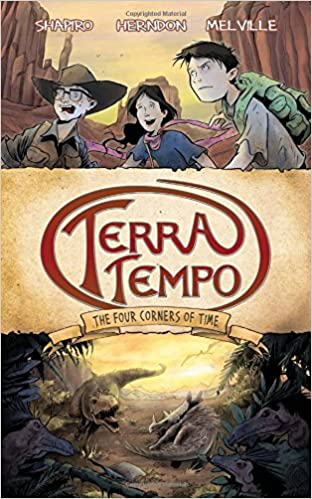 Terra Tempo: The Four Corners of Time by David Shapiro