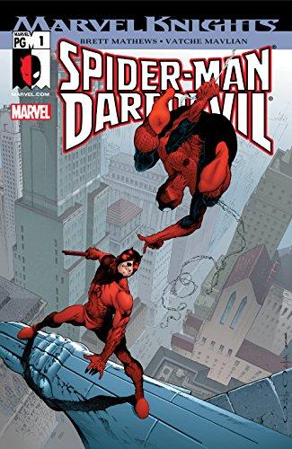 Spider-Man/Daredevil #1 by Brett Matthews