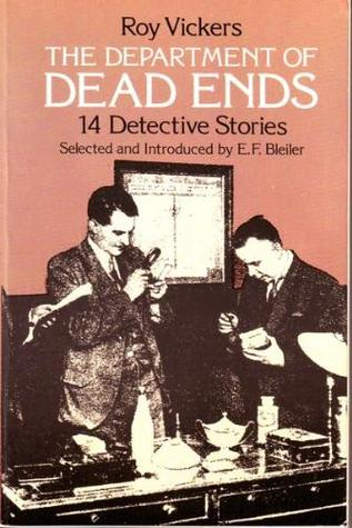 Department of Dead Ends: 14 Stories by Roy Vickers