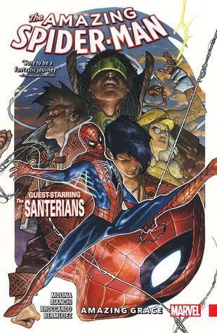 Amazing Spider-Man: Amazing Grace by Simone Bianchi, Jose Molina