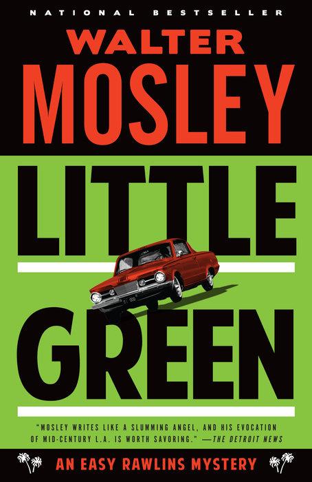 Little Green by Walter Mosley, Michael Boatman