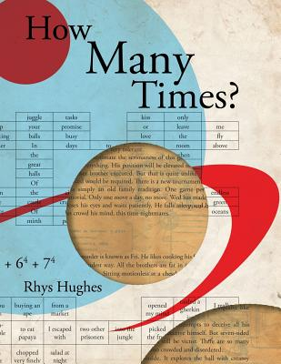 How Many Times? (Paperback) by Rhys Hughes