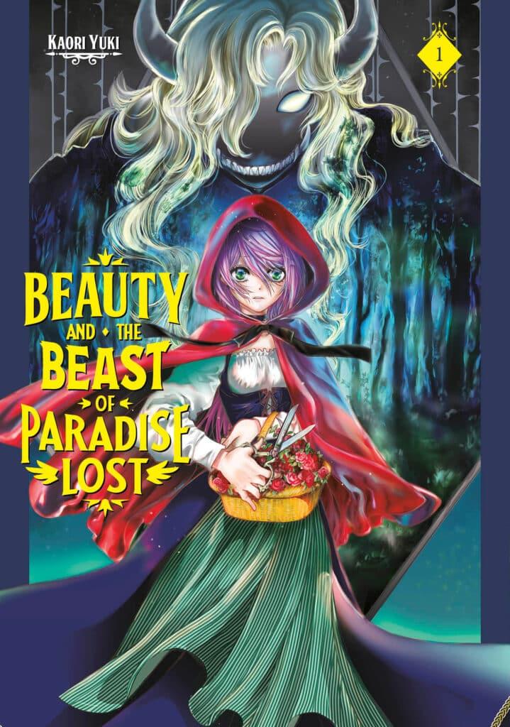Beauty and the Beast of Paradise Lost, Volume 1 by Kaori Yuki