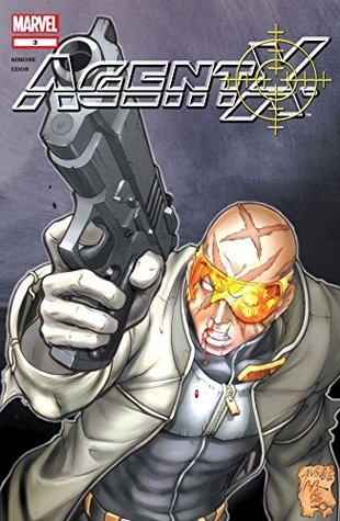 Agent X #3 by Gail Simone, UDON