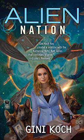 Alien Nation by Gini Koch