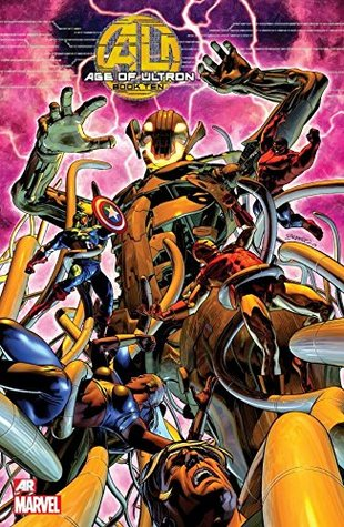 Age of Ultron #10 by Various, Brian Michael Bendis, Brandon Peterson