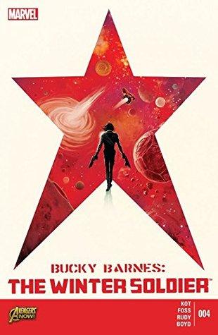 Bucky Barnes: The Winter Soldier #4 by Aleš Kot, Michael Del Mundo, Langdon Foss