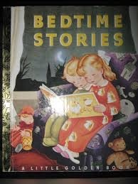 A Little Golden Book: Bedtime Stories by Gustaf Tenggren, Mary Reed