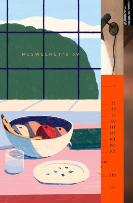 McSweeney's Quarterly Issue 59 (McSweeney's Quarterly Concern) by Dave Eggers, Claire Boyle, Oyinkan Braithwaite